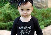 Monochrome Madness / Babies in black, white and shades of grey. Sharing inspirational baby clothes and styles.