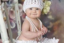 Snow White / Little angels dressed in white. Sharing inspirational baby clothes and styles.