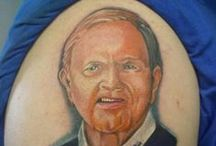 Bills Tattoos / Buffalo Bills fans send us pictures of their tattoos. / by Buffalo Rumblings