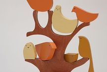 Baby & Toddler Toy: Wooden / by popo pon