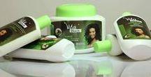 Soins capillaire / Gamme de soins Vitablack cheveux afros