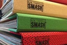 Scrap It/Smash It / Scrapbooking and Smashbooking / by Sarah Smith
