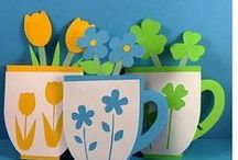 Crafts for kids / Great ideas for arts & crafts with your little ones.