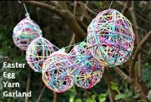 Easter Crafts For Kids / Craft ideas, things to make with children