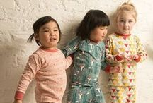 Organic Cotton, Nightwear / Collection of pyjamas crafted from organic cotton that feel so soft and super comfortable for bedtime. Made from 100% organic cotton fabric and machine washable.