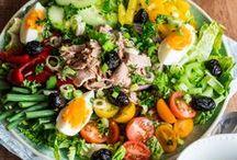 Diner Recipes / Recepten voor diners