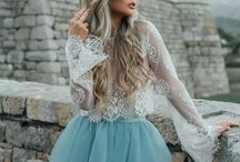 Skirt & dress outfit