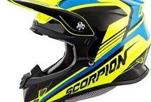 Scorpion MX Helmets / All about the Scorpion MX Helmets !  www.importationsthibault.com