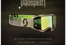 Scott MX Goggles / All About the Goggles !  www.importationsthibault.com