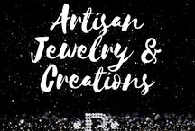 Artisan Jewelry & Creations / Handmade Unique Artisan Jewlery and Accessories for Women