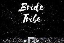 BRIDE TRIBE  / All about the bride tribe. Bridal party gifts, wedding jewelry Shirts,maid of honor gifts  Party, bridesmaids, bash, bride to be, #bridetribe  #bridetobe