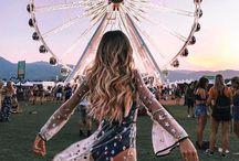 FESTIVAL FASHION TRENDS / Festival fashion rave summer Coachella outfits  Body jewelry festival body jewelry boho