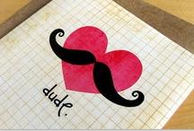Mustache! / by Melinda Adams