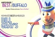 Bill Gray's Loves Buffalo!