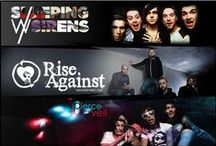 Awesome Bands! / by Maria V.