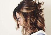HAIR / Hair, Hairstyles, Hair ideas, Fashion