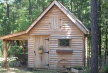 HOME / ma cabane au Canada... / by Le Grenier du Babü