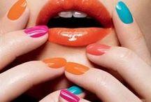 Nails, nails, NAILS / I love nail art.  / by Leslye Garcia Ballester