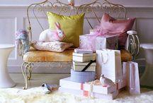 Pretty, Soft  Colour Palette / by Miss Lala Presents