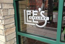 Now at Lee's Cyclery / A place to keep all our current specials