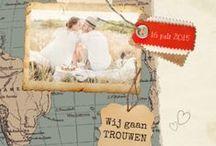 WEDDING | INVITATION ♥