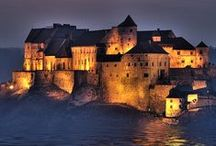 Castles, Châteaux, Schlösser, Castillos, castelos, kastelen, Zamki, Hrady a zámky, Dvorci ... / Spectacular and Interesting Castles, Châteaux, Palaces, Fortresses, Country Houses, Manor Houses and Follies. / by Castles Europe