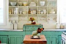 nice kichen ____ jolie cuisine / pour une cuisine belle et pratique / for a pretty and usefull kitchen