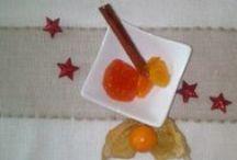 Jams - Compotas e doces / Receitas de Doces e Compotas