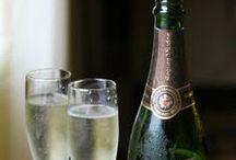"""♡ """"Champagne.... """" ♡ / by Helle Scheil"""