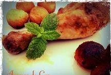Wonderful Food - meat // Receitas Deliciosas de Carne / Receitas saborosas, simples e práticas para Índia-a-dia