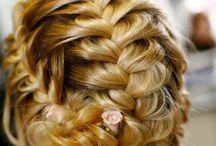 hair / Love my hair