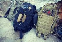 Survival and tactical stuffs / You will find here everything you need to survive and a lot of cool weapons.