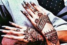 Henna Patterns / Henna