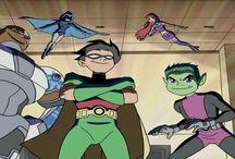 Teen Titans• / Ya don't judge it's pretty great.. / by Hanna Trevizo∞