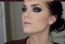 Make up / Are you looking for some make-up inspiration? Just check these pins! I believe you'll find the right one for you!  ;) There's also a lot of make-up hacks, nail inspiration and even more you definitely want to see!