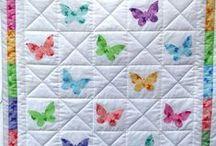 Quilts / лоскутное шитье
