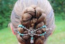 Заколки / Заколки,различные украшения для волос...