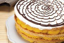 Cake Puff pastry