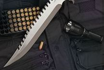 Weapons a gear / Everything you need to look a like badass...