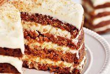 Cake carrot