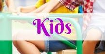 Kids / All about kids. Everything for kids. Unique gifts for kids who have everything, health and nutrition for kids, arts and craft ideas for kids, parenting tips and advice, kids bedroom decorating ideas, and more. Anything and everything for kids.