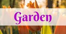 Garden / Home gardening ideas for any gardener. From greenhouse gardening tips to outdoor gardening tips and advice for a great looking healthy garden. Diy garden ideas for all your gardening projects. Indoor, outdoor, container, gardening. Flowers, vegetables, and everything gardening.