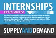 Interning... / by Career Development