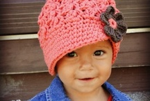crochet baby and kids hat