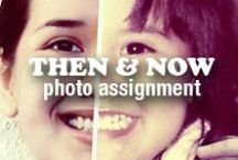Then & Now | Photo Assignment / Oh, the days you had. Look how far you've come since then. Let us see by hashtagging your Pixily album #thenandnow