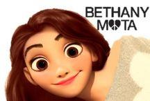 ❤❤MOTAFAM❤❤ / love bethany mota♥