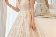 Stunning Bridal Gowns / Beautiful wedding dresses of all types