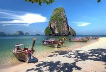 ✈️  Travel Thailand ✈️ / The land of smiles is just that.  There is no better time to visit than the present!  #AmazingThailand.  Travel Thailand, Thailand Travel, Thailand Travel Guide, Thailand food, Things to do in Thailand