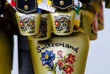 Suisse / Ravissants paysages !  Paysages, nourriture, coutumes, ... / by Isabelle Carrasco Vattaire