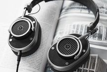 MH40 Over-Ear Headphones / Our MH40 Over-Ear Headphones are the original modern thinking caps: tools to help focus, inspire, and transport your mind. Designed for decades of use, our headphones are built with only the finest materials and tuned to provide a rich, warm sound.